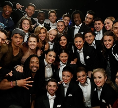 The Top 20 dancers and all-star guests prepare for their big show!