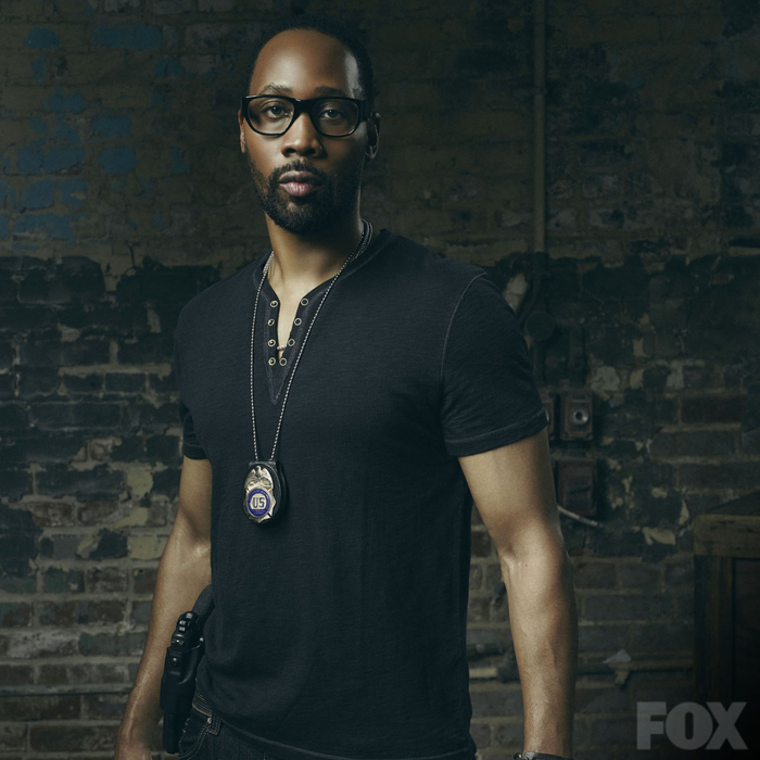 RZA as Cassius Green.