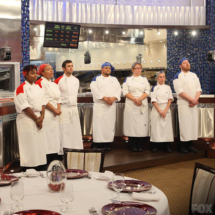 Hella Kitchen: Both Teams Await The Trial Of Their Dishes
