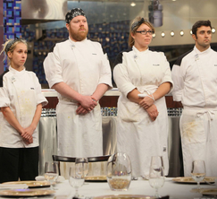 The contestants await elimination after one of the most shocking nights in the history of Hell's Kitchen.