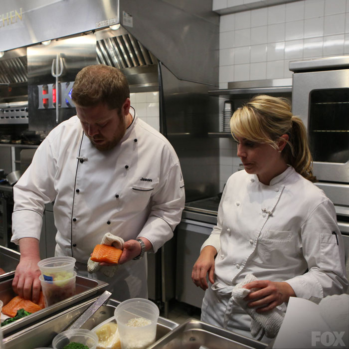 Watch Hells Kitchen: Hell's Kitchen On FOX