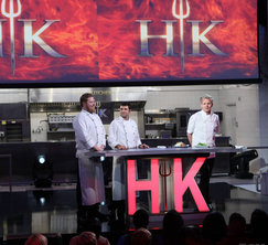 Chef Ramsay welcomes back the previous contestants of Hell's Kitchen.