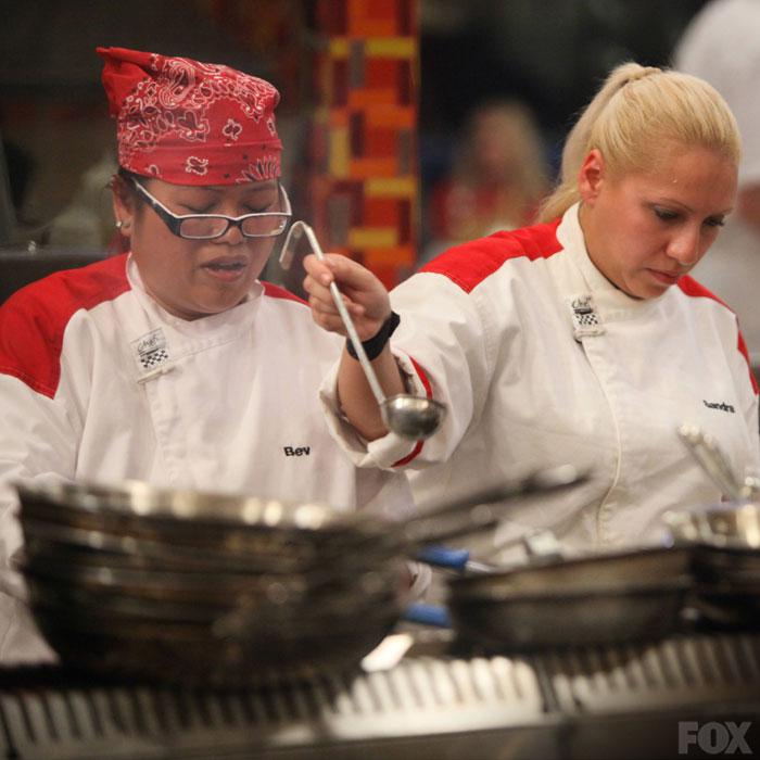 Hells Kitchen Winners: Hell's Kitchen On FOX