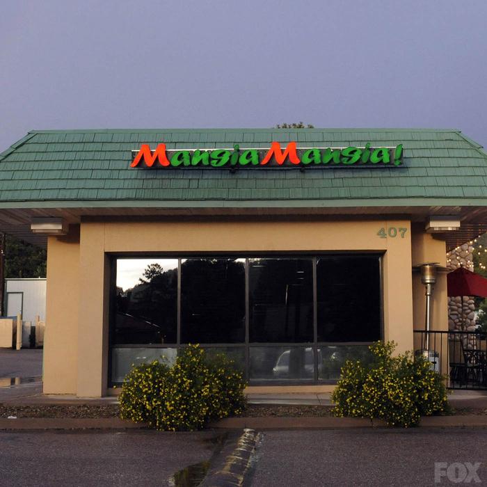 Kitchen Nightmares On FOX