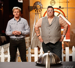 The judges reveal the next challenge: one perfectly cooked soft-boiled egg.