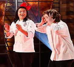 Alexander is the first ever MasterChef Junior champion!