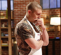 Tyler brought the judges a dish that he did not cook.  Even if it was accidental, Tyler's MasterChef journey ends tonight.