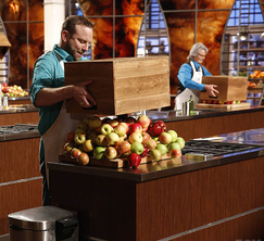 With a fresh boost of confidence, the contestants find out what is hiding in the Mystery Box.