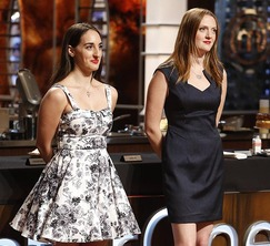 Courtney and Elizabeth will be fighting head-to-head in the finale!